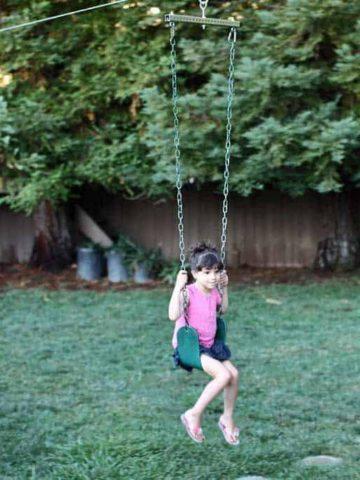 DIY Zipline Ideas