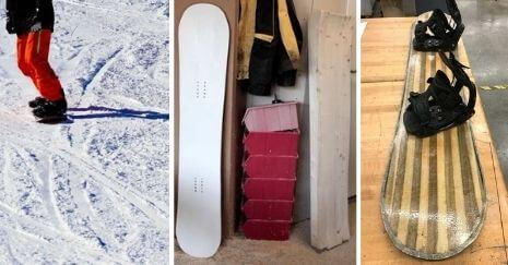 Diy Snow Board