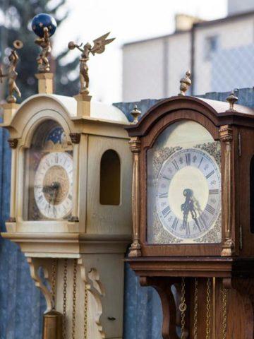 The Amazing History of Grandfather Clocks