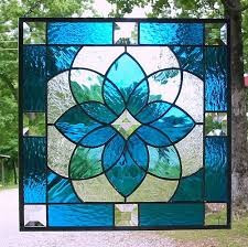 1. DIY Stained Glass Window