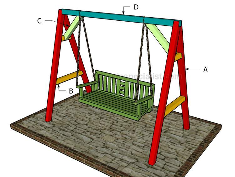 1. How To Build An A-Swing Frame
