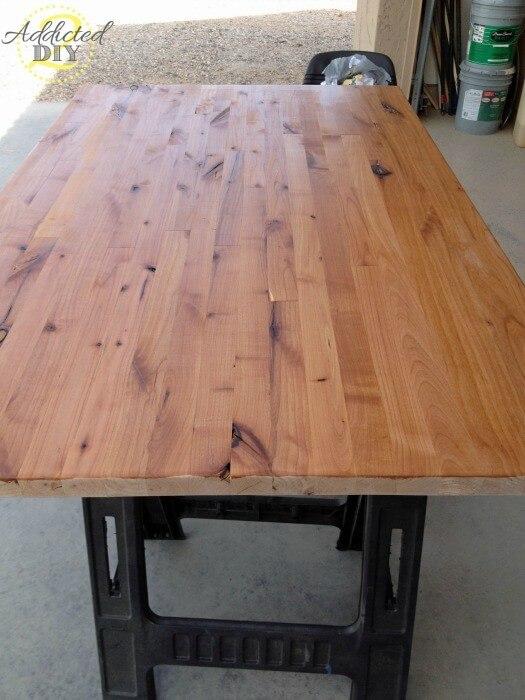 1. How To Build DIY Butcher Block Countertop