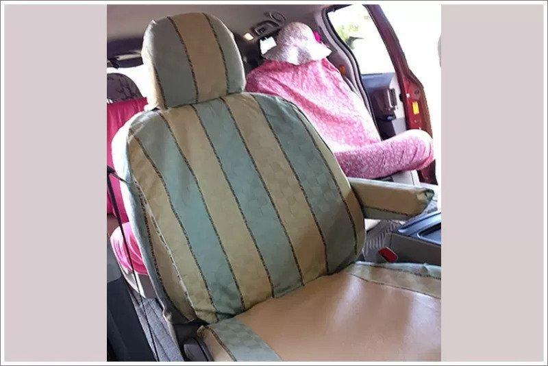 1. How To Make Car Seat Covers