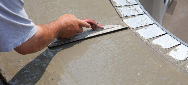 10. How To Make A Concrete Pool Deck