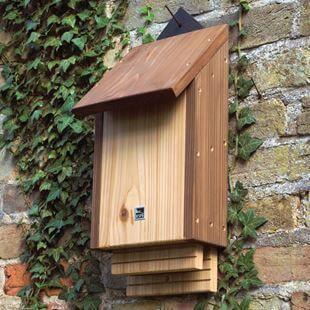 13. DIY Bat Box Plans