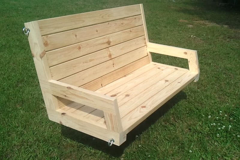 15. How To Build A 2x4 Porch Swing