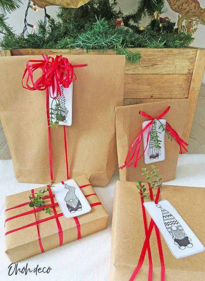 16. How To Make A Paper Gift Bag