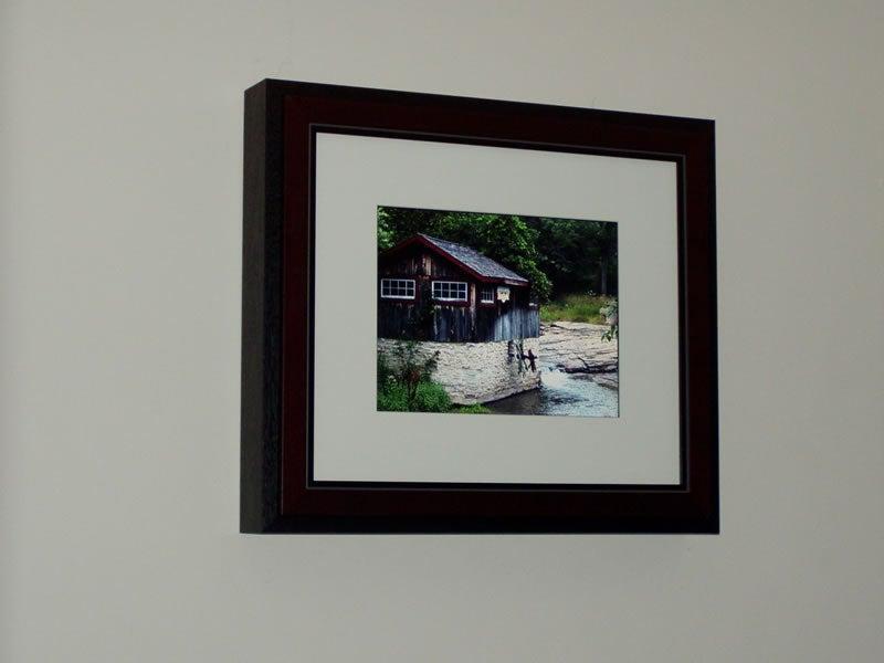 18. Homemade Digital Picture Frame