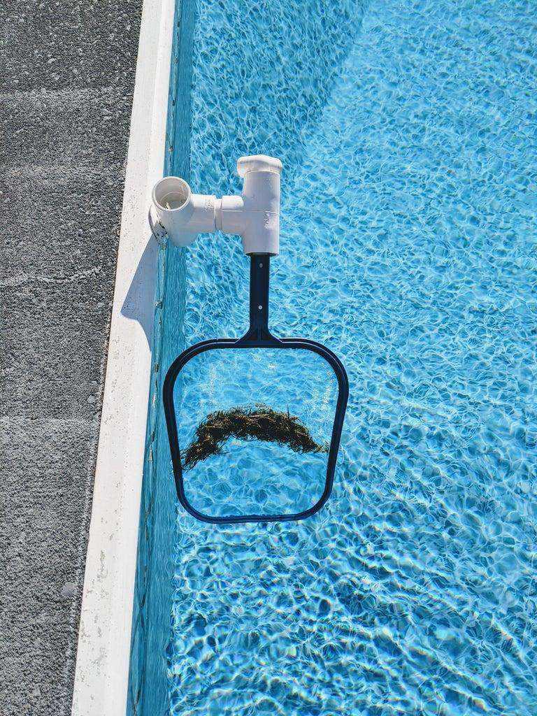 2. DIY Effortless Pool Skimmer