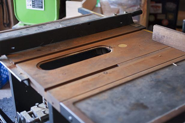 2. How To Rehab An Old Table Saw