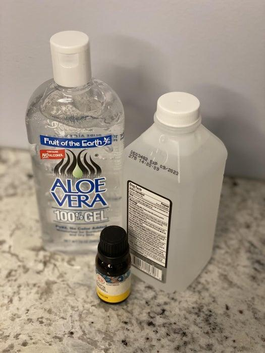 20. How To Make Hand Sanitizer
