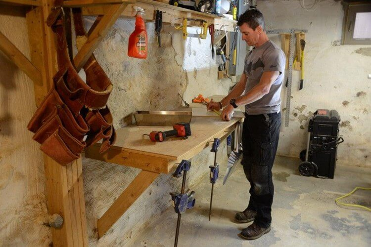22. How To Make A Workbench