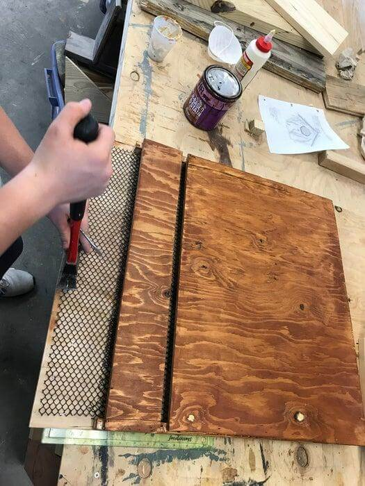 23. Building A Bat House With Wood