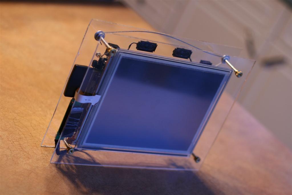 24. DIY Digital Picture Frame
