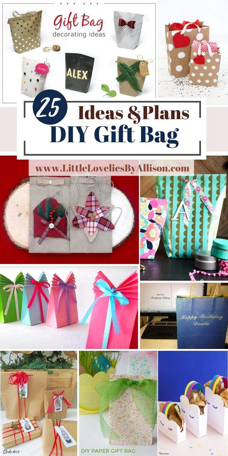 25 DIY Gift Bag Ideas_ How To Make A Gift Box Like A Pro