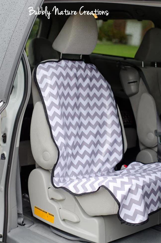 3. DIY Car Seat Protector
