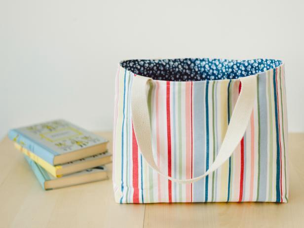 3. DIY Tote Bag