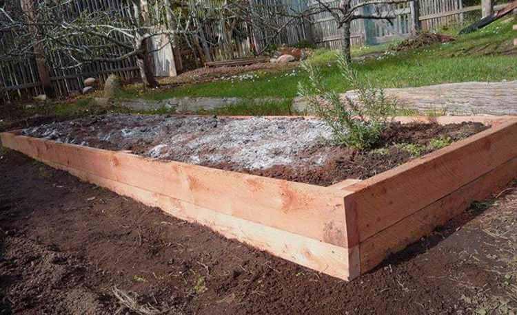 4. DIY Raised Garden Bed Plans