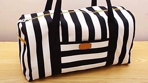 4. How To Sew A Weekender Bag