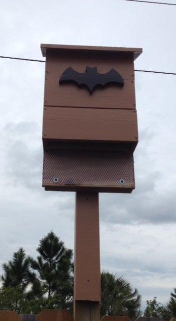 5. DIY Bat House