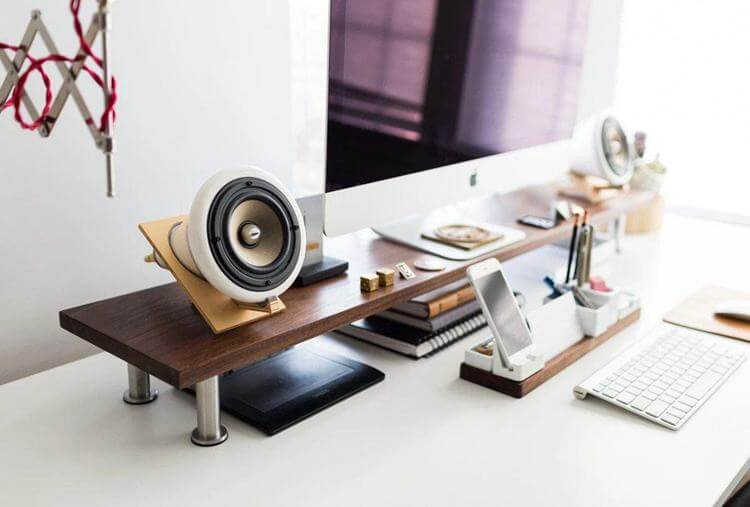 5. DIY Simple Monitor Stand
