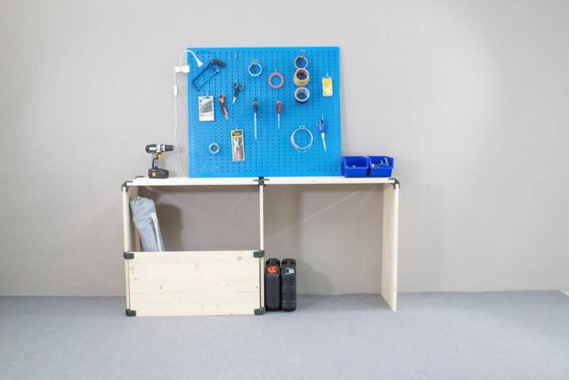5. DIY Workbench