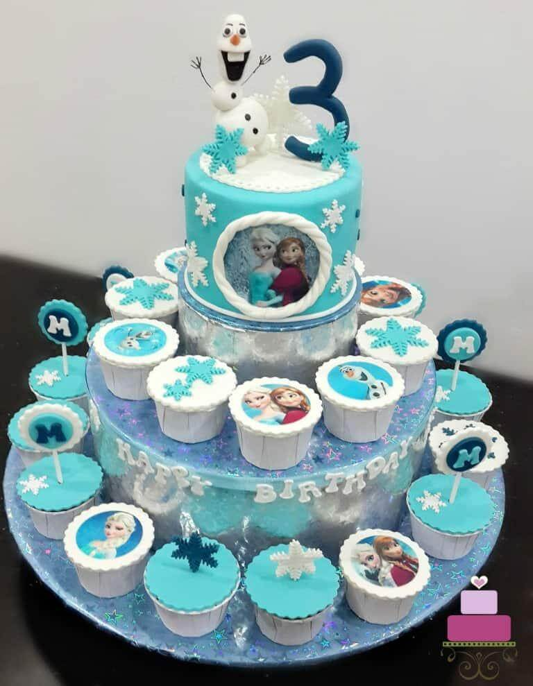5. How To Make A Cupcake Stand