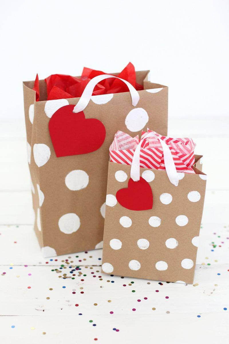 5. How To Make Professional Looking Gift Bags