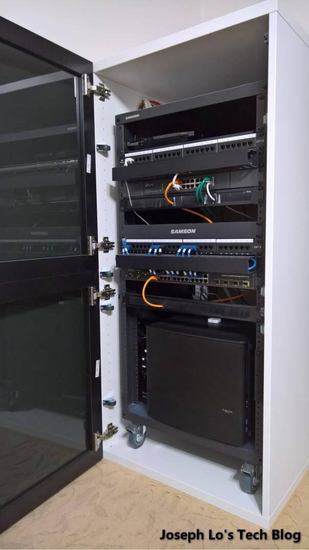 6. DIY Server Cabinet