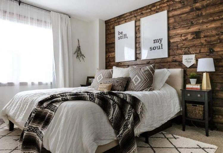 6. How To Build Wood Accent Wall