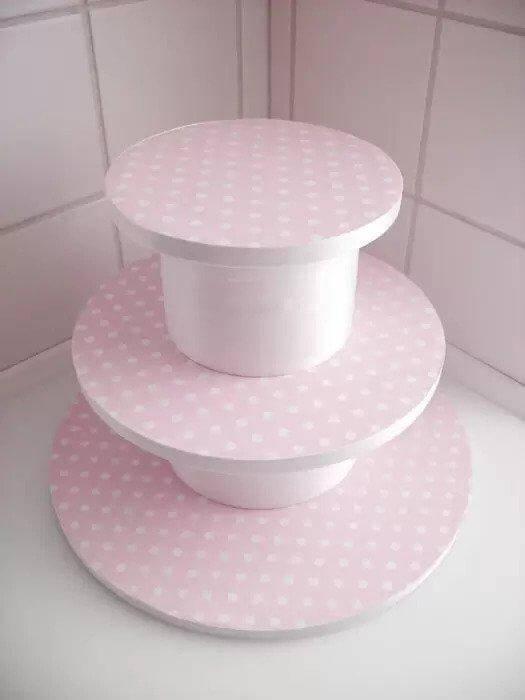 6. How To Make A Cupcake Tower