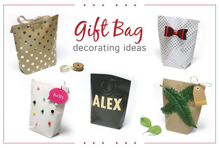 6. How To Make A Gift Bag Out Of Wrapping Paper