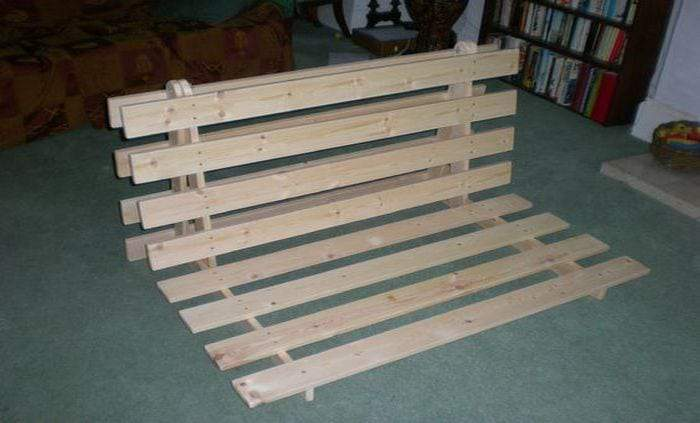 7. How To Build A Fold Out Sofa Frame