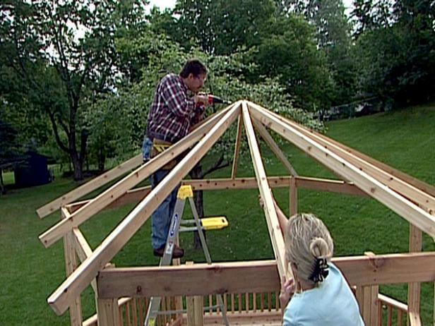 7. How To Build A Gazebo From A Kit