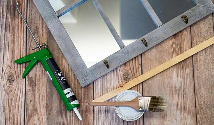 7. How To Build A Mirror Frame