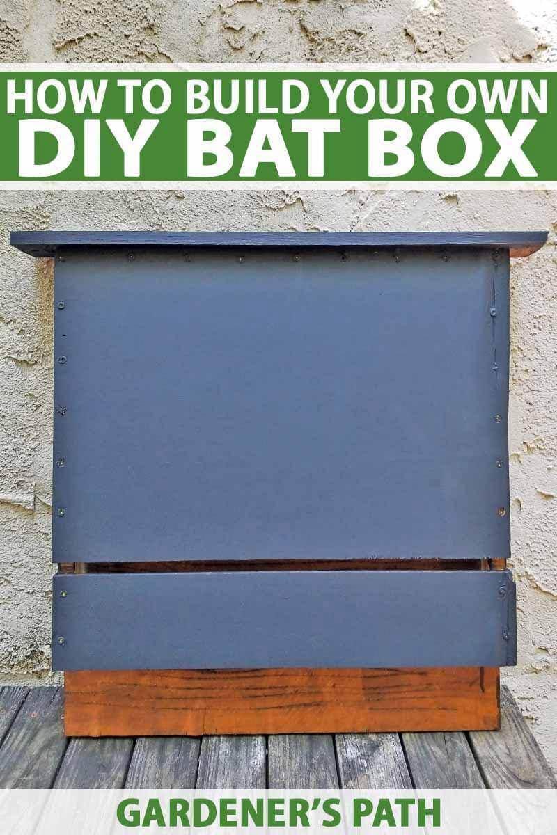 8. DIY Bat Box