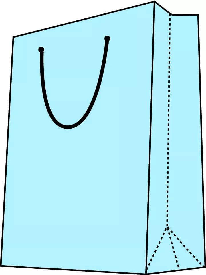 8. DIY Fast Gift Bag