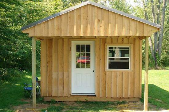 9 DIY Small Cabin Plans_ How To Build A Small Cabin