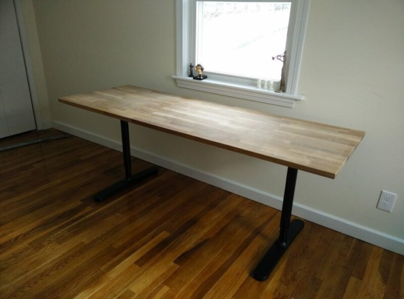 25 Diy Butcher Block Countertop Projects Do It Yourself From Home
