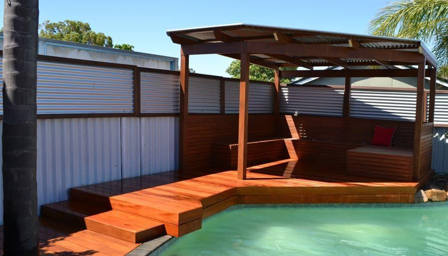 9. How To Build A Pool Deck