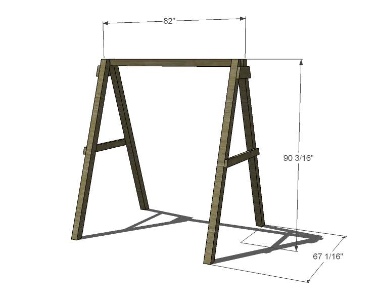9. How To Build A Swing A-Frame