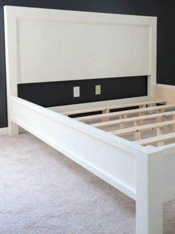 DIY Bed Frame Projects