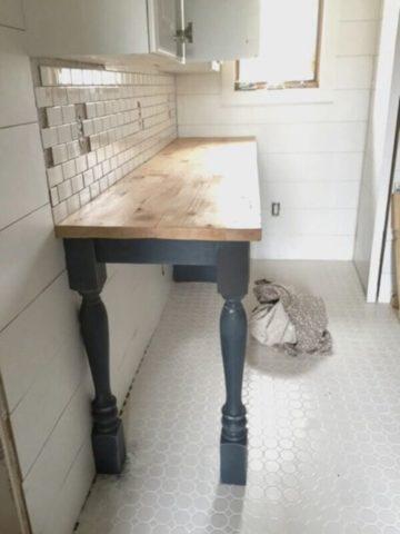 DIY Butcher Block Countertop Projects