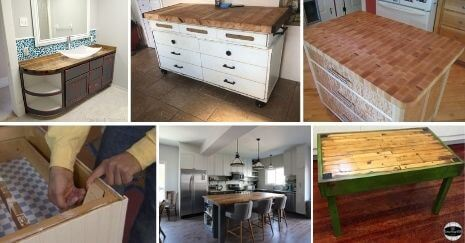 DIY Butcher Block Countertop Projects