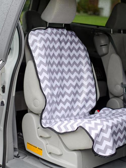 DIY Car Seat Cover Projects