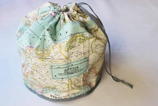 DIY Duffle Bag