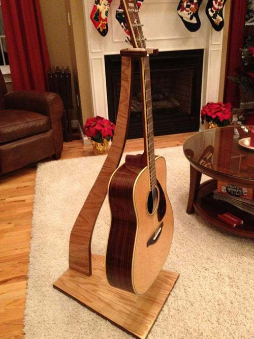 DIY Guitar Stand Projects