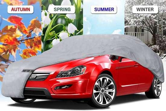 DIY Hail Car Cover Ideas