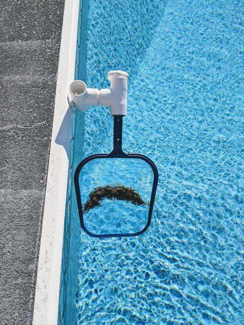 DIY Pool Skimmer Ideas