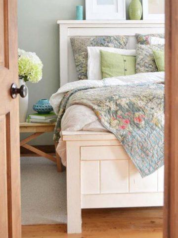 DIY Queen Bed Frame Ideas
